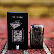 POD Vaporesso Aurora Play Metallic Grey (серый металлик)  от EcoSmoke